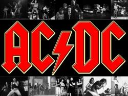 AC/DC乐队桌面图片