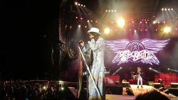 Aerosmith 空中铁匠现场图片