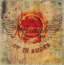 Aerosmith 乐队封面海报