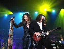 Aerosmith 现场演出图片