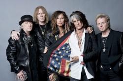 Aerosmith 乐队成员壁纸图片
