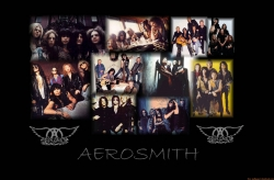Aerosmith 空中铁匠乐队拼图