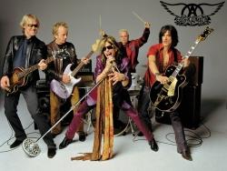 Aerosmith乐队经典海报壁纸