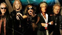Aerosmith乐队桌面壁纸