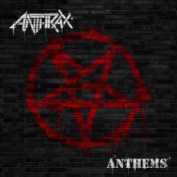Anthrax乐队黑色壁纸