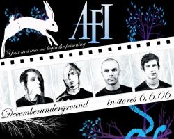 AFI乐队黑白壁纸图片