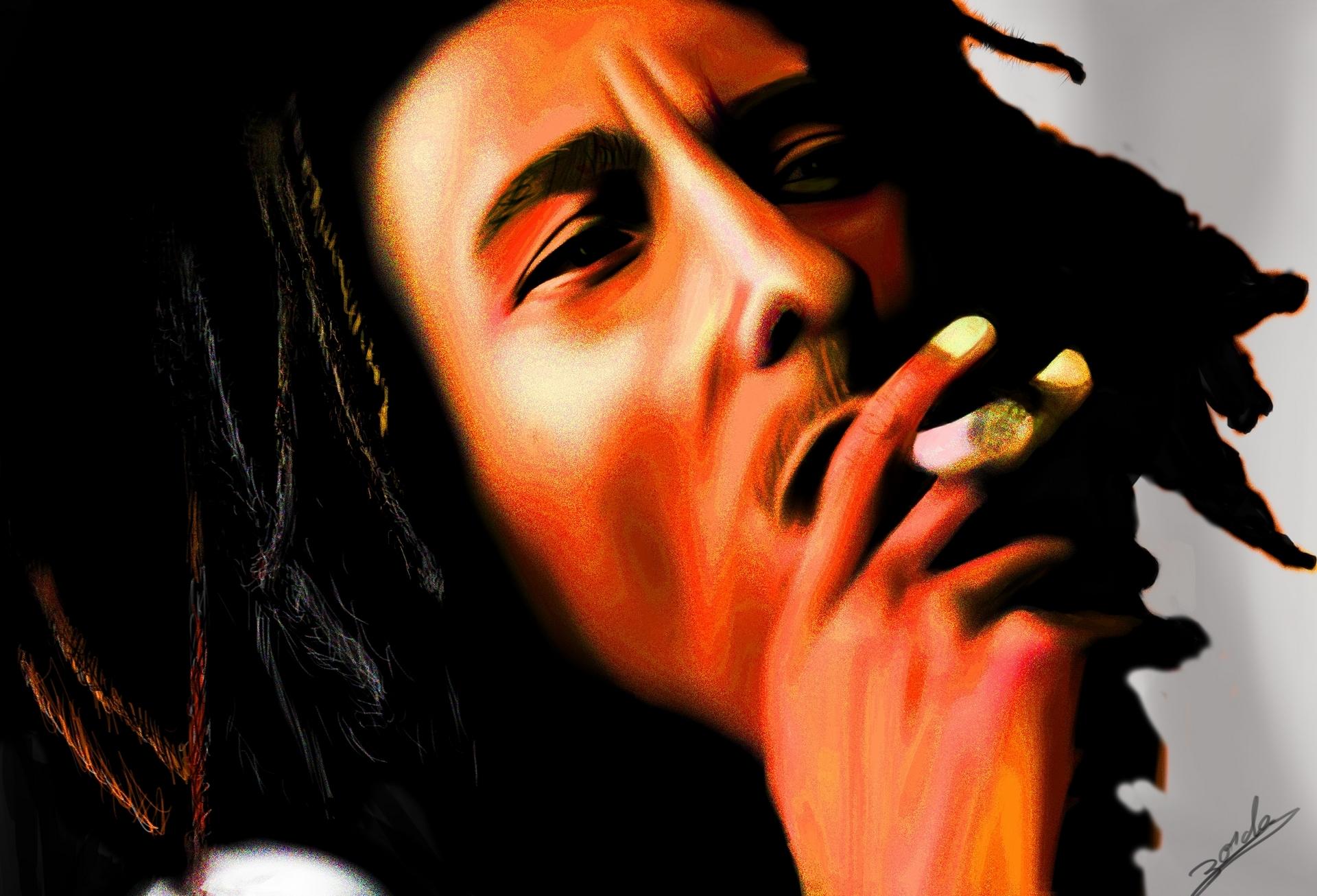 Bob Marley 鲍勃·马利壁纸