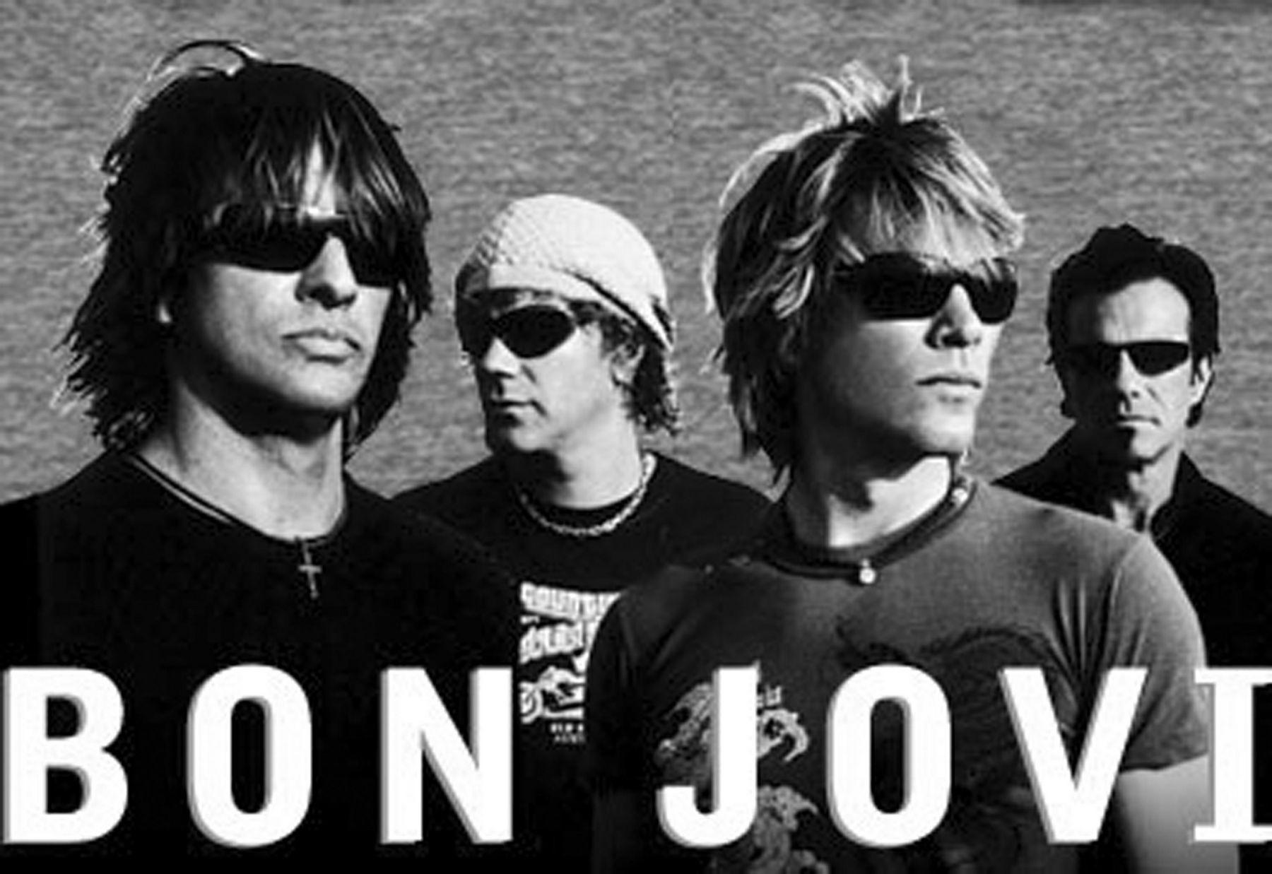 Bon Jovi 邦乔维高清壁纸