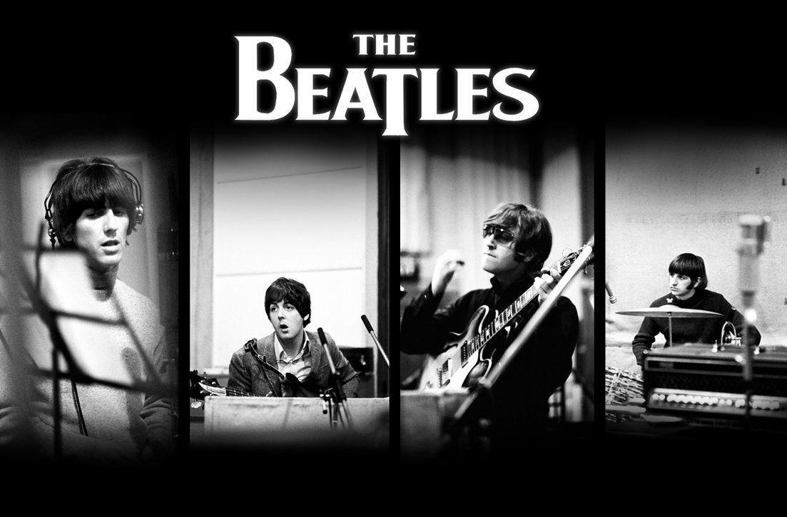 The Beatles 披头士高清大图