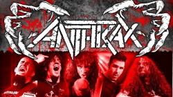 Anthrax炭疽乐队海报壁纸
