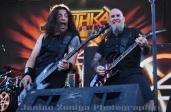 Anthrax乐队现场高清壁纸