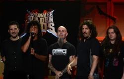 Anthrax 乐队图片