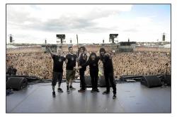 Anthrax 演唱会现场万人狂欢