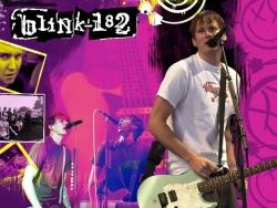 Blink-182桌面背景