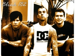 Blink-182乐队高清壁纸