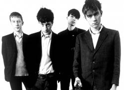 Blur 污点乐队桌面壁纸