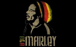 Bob Marley 海报图片