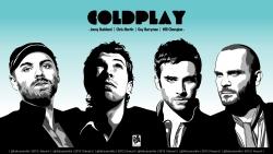 Coldplay桌面背景