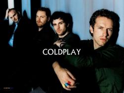 Coldplay 酷玩乐队海报图片