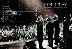 Coldplay 酷玩乐队高清大图