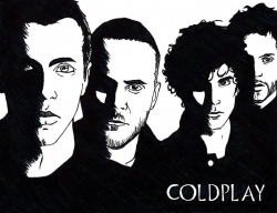 Coldplay 桌面壁纸