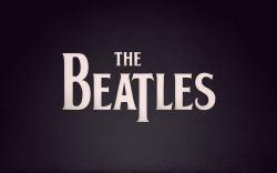 The Beatles 披头士 logo 壁纸