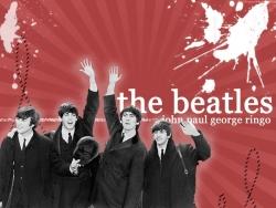 The Beatles 披头士 桌面背景