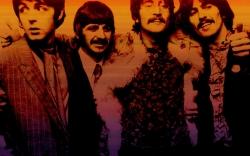 The Beatles 披头士乐队桌面壁纸