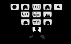 The Beatles 披头士乐队海报图片