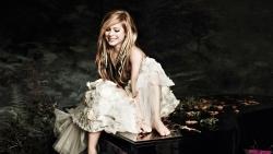 艾薇儿 Avril 唯美海报壁纸