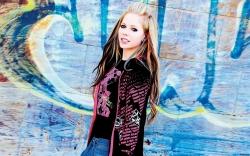 Avril Lavigne 艾薇儿图片壁纸