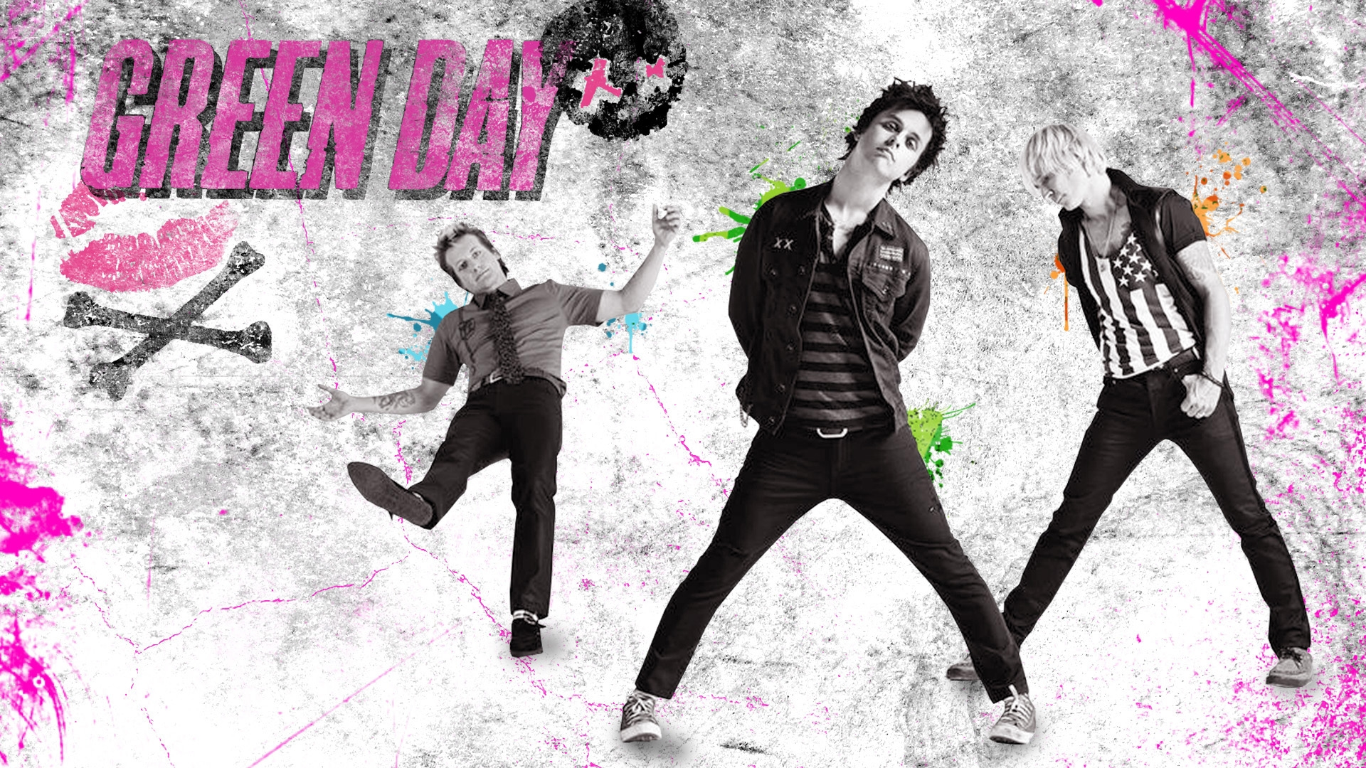 Green Day 高清壁纸