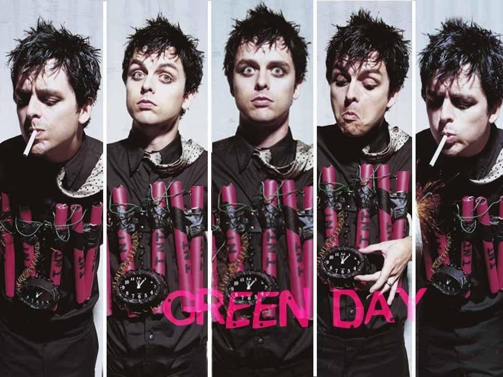 Green Day 海报图片