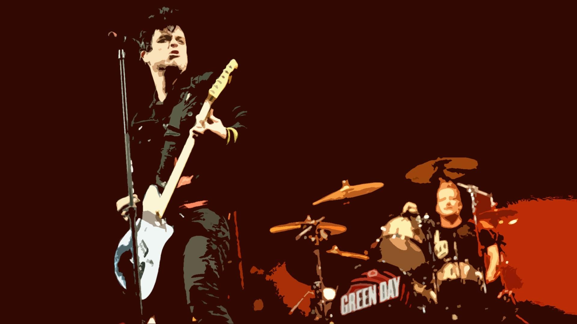 Green Day 高清大图