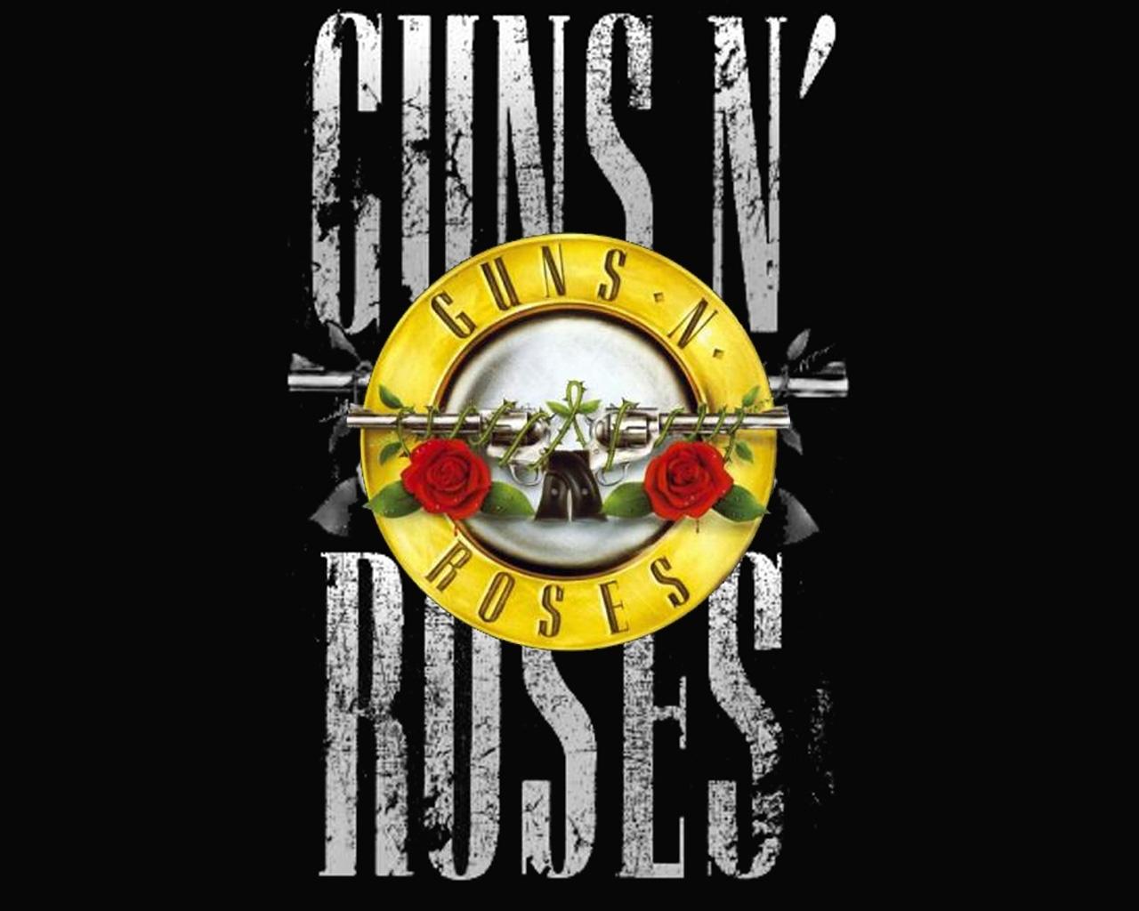 Guns N Roses 枪花乐队高清大图