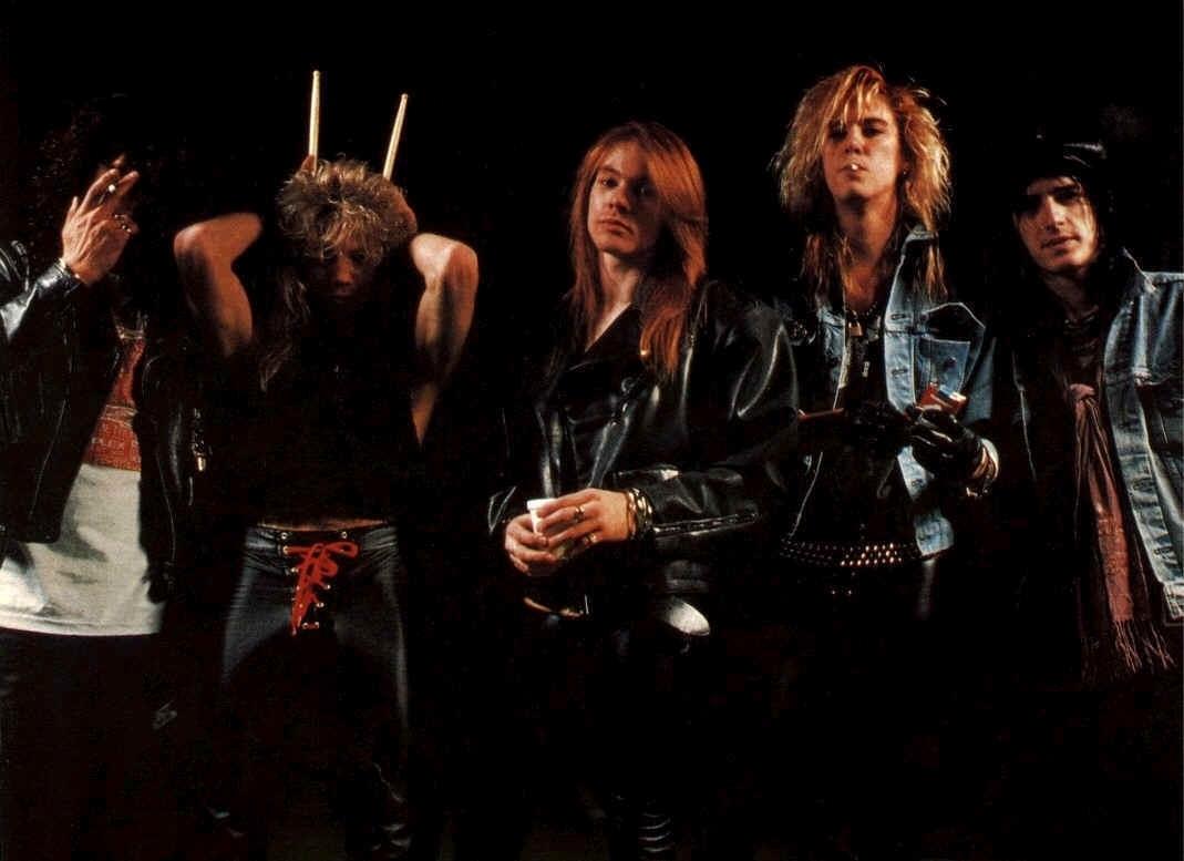 Guns N Roses 乐队高清壁纸