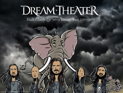 Dream Theater 桌面壁纸