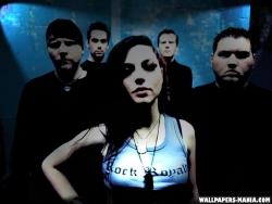 Evanescence 桌面背景