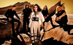 Evanescence  伊凡塞斯桌面壁纸