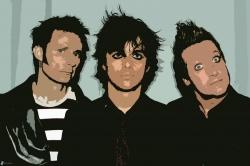 Green Day 绿日乐队壁纸
