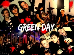 Green Day 高清图片