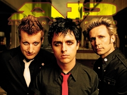 Green Day 图片