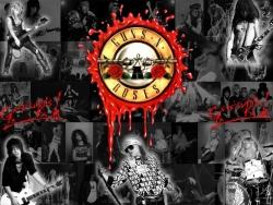 Guns N Roses 枪花乐队桌面壁纸