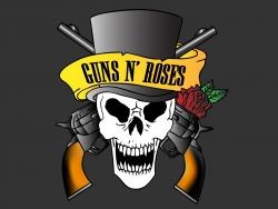 Guns N Roses 枪花乐队海报图片