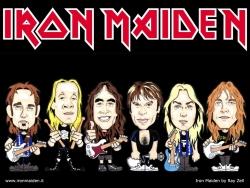 Iron Maiden 桌面背景