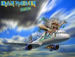 Iron Maiden 高清壁纸