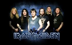 Iron Maiden 铁娘子乐队海报图片