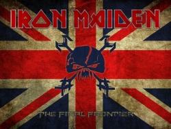 Iron Maiden 乐队桌面背景