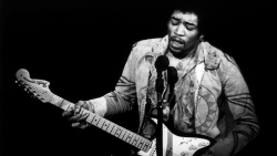 Jimi Hendrix 吉米·亨德里克斯海报图片