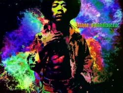 Jimi Hendrix 高清大图